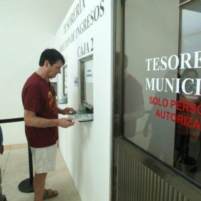 """Para apoyar a los contribuyentes, gobierno de Puerto Morelos pone en marcha la """"Jornada Municipal de Descuentos 2018"""""""