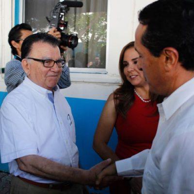 """""""NO ESTAMOS INVENTANDO EL HILO NEGRO"""": Rechaza Arturo Abreu ser un improvisado; el Coordinador Estatal de Desarrollo descarta que vaya restar autoridad al Gobernador"""