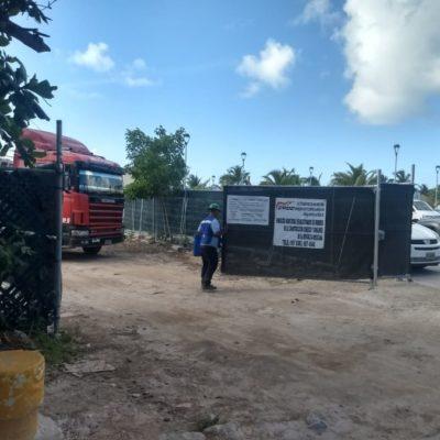 Activistas y usuarios se suman con acciones de limpieza, a la defensa de playa Langosta por la construcción de un hotel en la zona