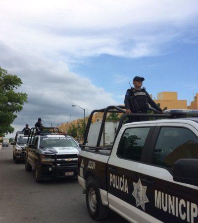 Al persistir la violencia, incrementa seguridad y patrullajes en Villas del Sol; habitantes piden parar las agresiones