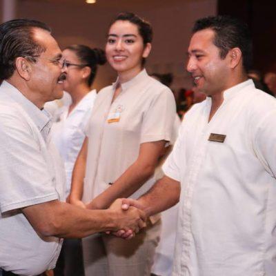 Inauguran en Playa del Carmen 10ª Jornada Nacional de Prevención de Adicciones; buscan llegar a 20 mil trabajadores de la Riviera Maya