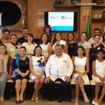 Club Rotario Bicentenario busca colaborar en programas de salud, educación y vialidad