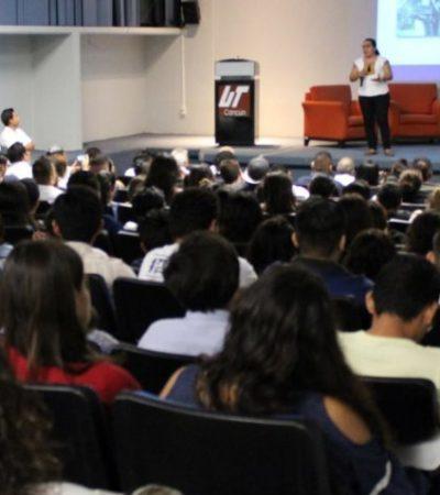 Universidad Tecnológica de Cancún, recibe mil alumnos de nuevo ingreso