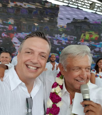 Rompeolas: Extra-Base | Servir a Quintana Roo o servil a López Obrador