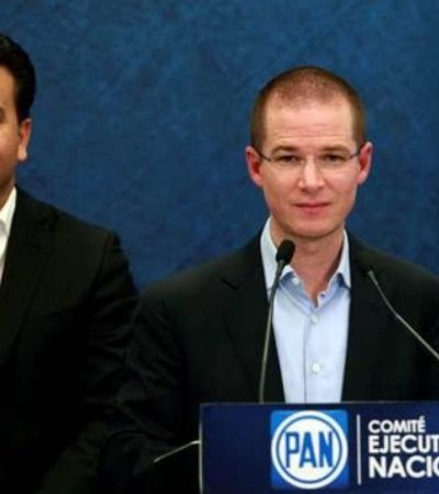 Busca PAN construir nuevo liderazgo; Zepeda va al Congreso y Anaya quedaría en orfandad política