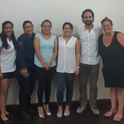 Capacitan a coordinadoras y mentoras municipales para fortalecer las acciones contra la violencia de género en Tulum