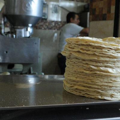 Cofepris vigila condiciones sanitarias de tortillerías en Cozumel