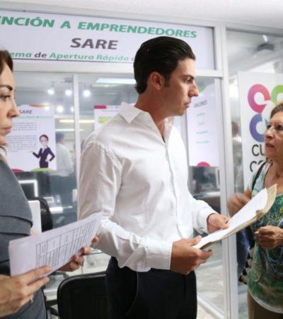 Ayuntamiento de BJ promueve la apertura de empresas para fortalecer la economía local
