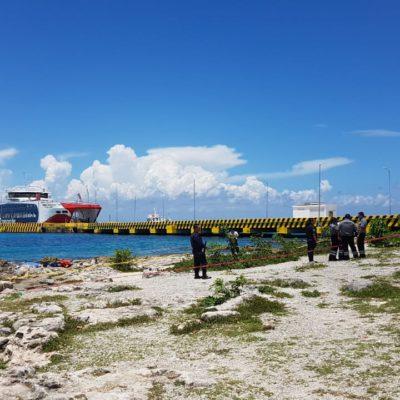 Se ahoga persona en playa del Cozumel; no había guardavidas
