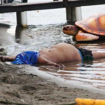 Perece ahogado en aguas de la 'Laguna del Ostión' en Coatzacoalcos