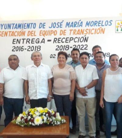 Inician formalmente el proceso de entrega-recepción en JMM; ex tesorero de Germán Parra coordina equipo de Sofía Alcocer, presidente municipal electa