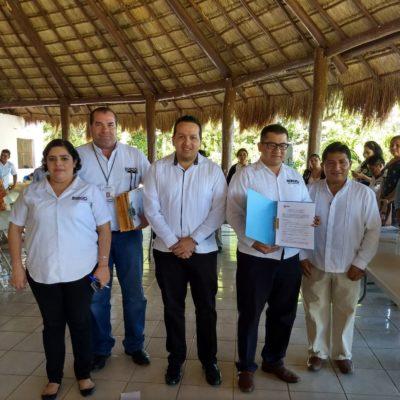 Construye 'Confianza por Quintana Roo' su estructura interna