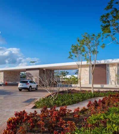 Pagan cuota de 10 mil pesos mensuales para seguridad y les desvalijan sus residencias en exclusiva privada en el norte de Mérida