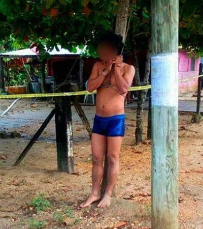 LO MATÓ A GOLPES: Asesina a sexagenario un joven tapachulteco avecindado en Veracruz