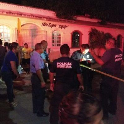 Aprehenden en Chetumal a presunto homicida de madre e hija de FCP