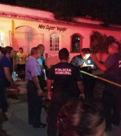 SEGUIMIENTO | TRAGEDIA FAMILIAR EN CARRILLO PUERTO: Fallece joven que anoche fue apuñalada junto con su mamá
