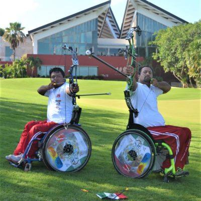Arqueros playenses están listos para participar en el Parapanamericano 2018 en Colombia
