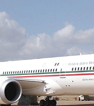 Interesa a empresa comprar avión presidencial, aunque estaría a disposición de AMLO… en renta