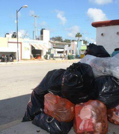 Rompeolas: Extra-Base | Inunda la basura a Chetumal