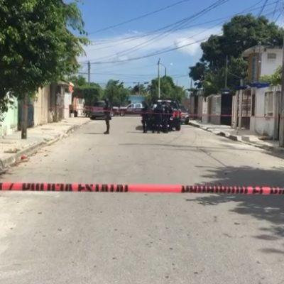 Balean domicilio en la Región 240 en Cancún sin reporte de heridos