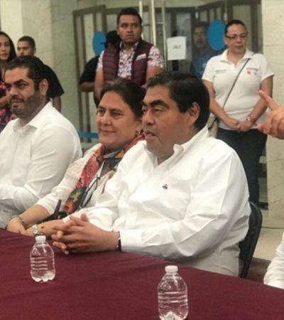 Dependerá de AMLO, ya como presidente, anulación de la elección en Puebla según Barbosa