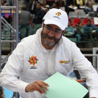 Erige Bejarano 'contraloría social' para vigilar aplicación de recursos en gobierno de AMLO