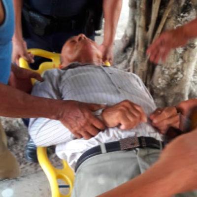 Reaparece 'La bruja del brebaje'; droga y roba a anciano con el que platicaba