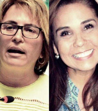 Rompeolas: Laura Beristaín exige cuentas, mientras que 'Mara' sigue el 'País de las Maravillas'