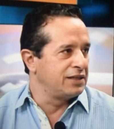 Ya inició instalación de vallas antisargazo: Carlos Joaquín