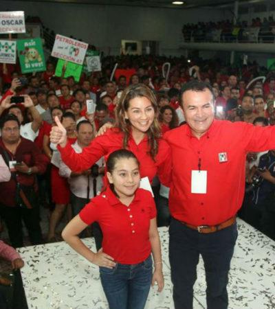 Desecha Tribunal Electoral de Campeche impugnaciones de Morena y PAN; ratifica triunfo del PRI en el Carmen y le da tres curules locales