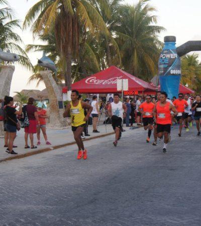 Carrera del Circuito de Pueblos Mágicos atrae a más de 200 corredores