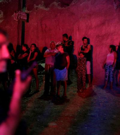Acusan a Corral de omisión en desapariciones; no da audiencia a familiares de las víctimas