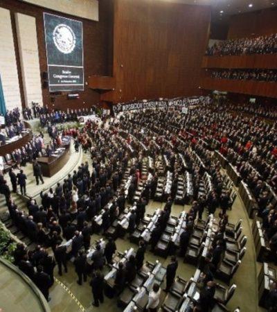 Confirma INE como queda conformado el próximo Congreso de la Unión