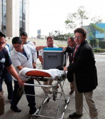 Dona seis órganos mujer con accidente cerebro vascular; corazón será trasplantado en La Raza