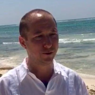 David Ortiz, líder hotelero de Tulum, se reunirá con la próxima titular de Semarnat para exponer el tema del sargazo