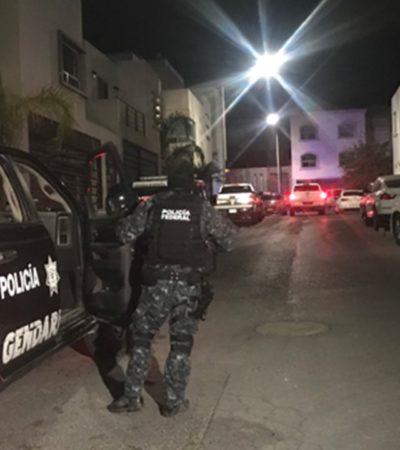 Capturan a presunto líder de grupo delictivo en Cumbres Elite, Monterrey