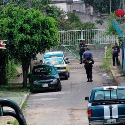 Desaparecen tío y sobrino taxistas en Córdoba; sus unidades fueron abandonadas