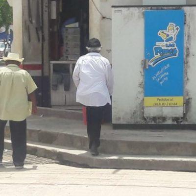 Personas con discapacidad y adultos mayores fueron ignorados por dos gobiernos municipales en JMM; piden rampas y medidas de inclusión