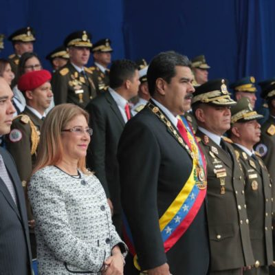 ATENTADO CONTRA NICOLÁS MADURO: El presidente de Venezuela salió ileso del ataque durante su discurso en la conmemoración del 81 aniversario de la Guardia Nacional (GNB)