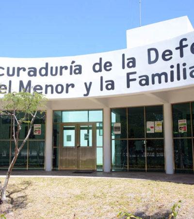 Acusan a delegada de la Procuraduría de Protección al Menor, de hostigar a trabajador de la institución en Playa del Carmen