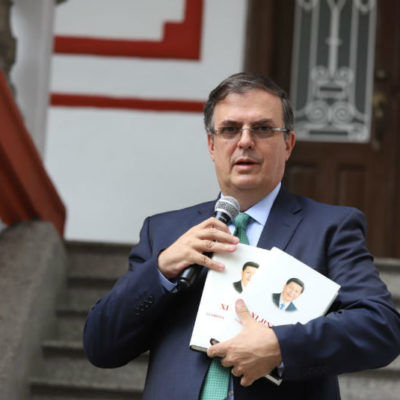 Se une equipo de AMLO a grupo de alto nivel México-China a invitación del embajador asiático