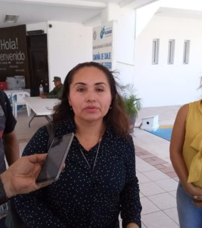 Maestros de Playa del Carmen buscan la democratización del SNTE