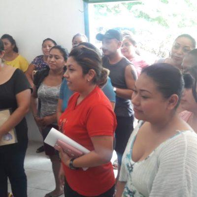 Padres inconformes con grupo de 60 alumnos en José María Morelos