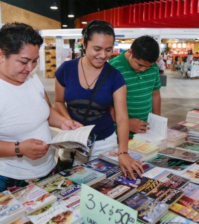 Inaugura Profeco 'Feria de Regreso a Clases 2018' en Solidaridad