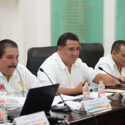 Coinciden diputados en trabajar con la Fiscalía para impulsar un paquete de reformas en materia de seguridad y justicia