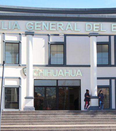 Ejecutan a 'Terremotito', uno de los más buscados por la DEA, justo frente a la FGE en Chihuahua
