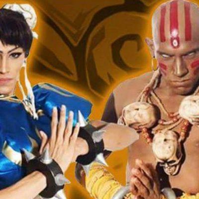 Ganan mexicanos campeonato mundial de 'cosplay' con escenificación de 'Street Fighter'