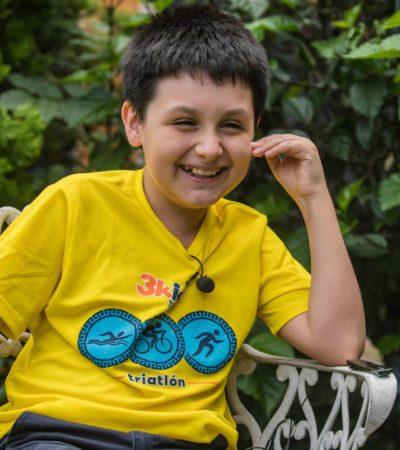 Cursará en la UNAM la licenciatura en Física Biomédica con tan solo doce años de edad