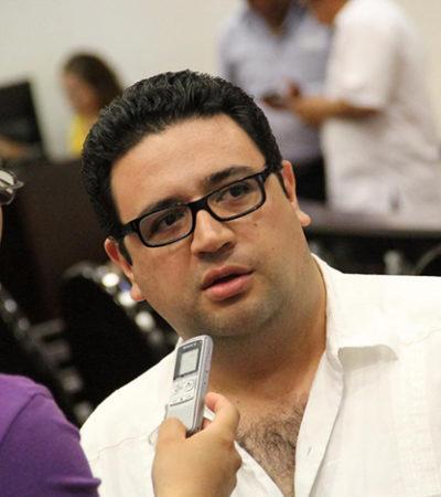 Detienen en aeropuerto de Nuevo León a senador electo de Chiapas por violencia intrafamiliar