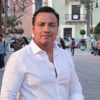 Colocan tobillera electrónica a diputado suplente del PVEM en Puebla por conducta violenta